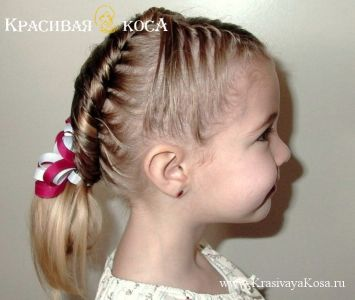 Hairstyle Children 12