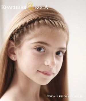 Hairstyle Children 16