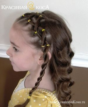 Hairstyle Children 20
